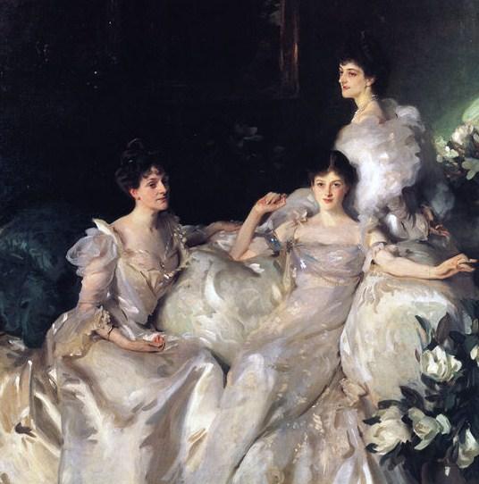 John Singer Sargent (1856 - 1925). The Wyndham Sisters.jpg