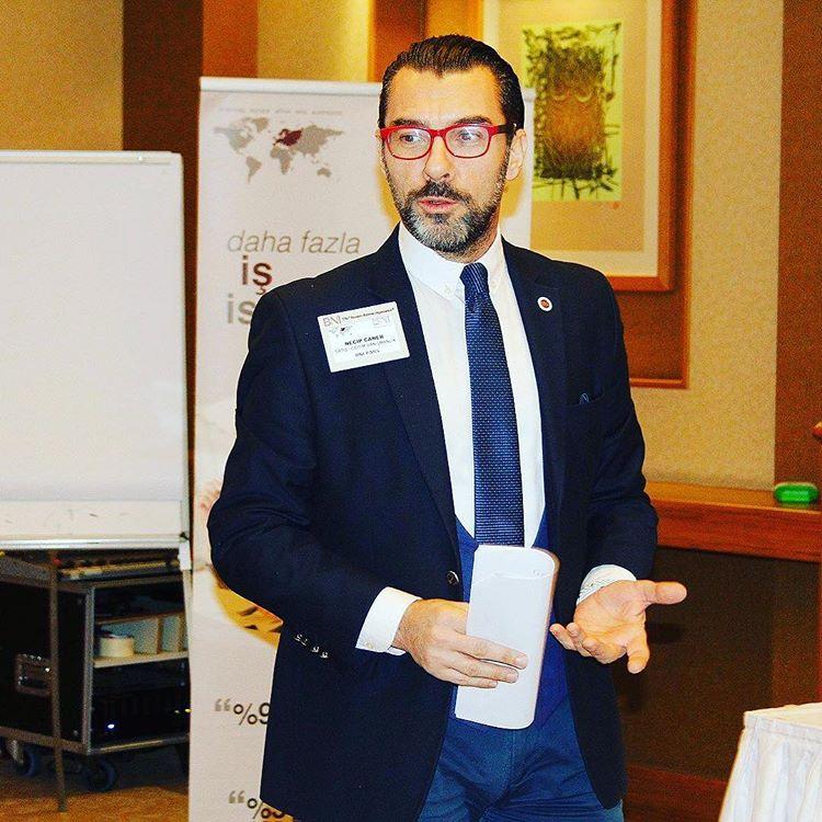 Necip Caner - Satış MüdürüEğitim ve Gelişim DanışmanıFitness ve Wellness Koçu