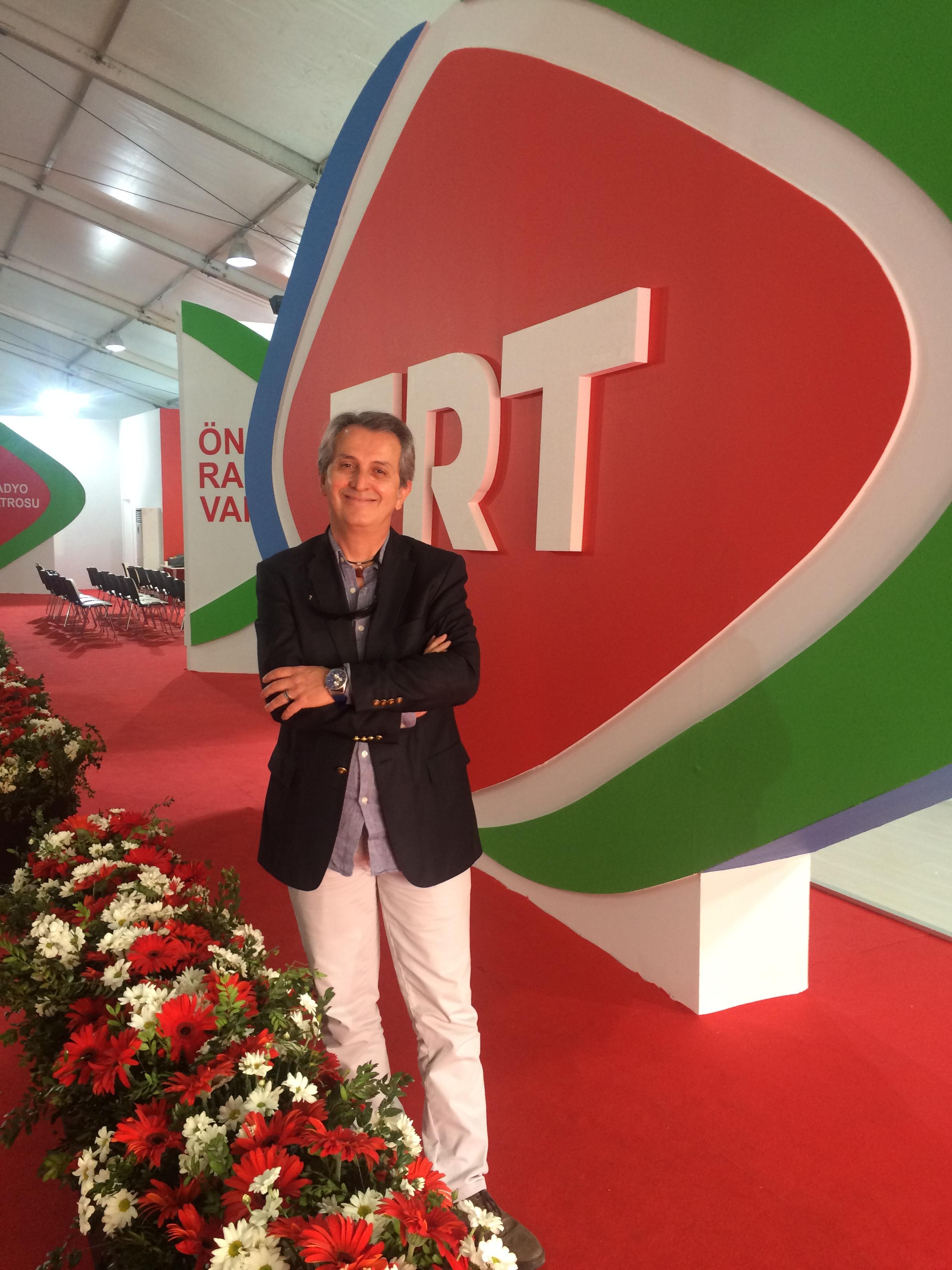 Murat Can Canbay - TRT SpikeriSeslendirme SanatçısıAkademisyenSunucuEğitim ve Gelişim DanışmanıProgram Yapımcısı