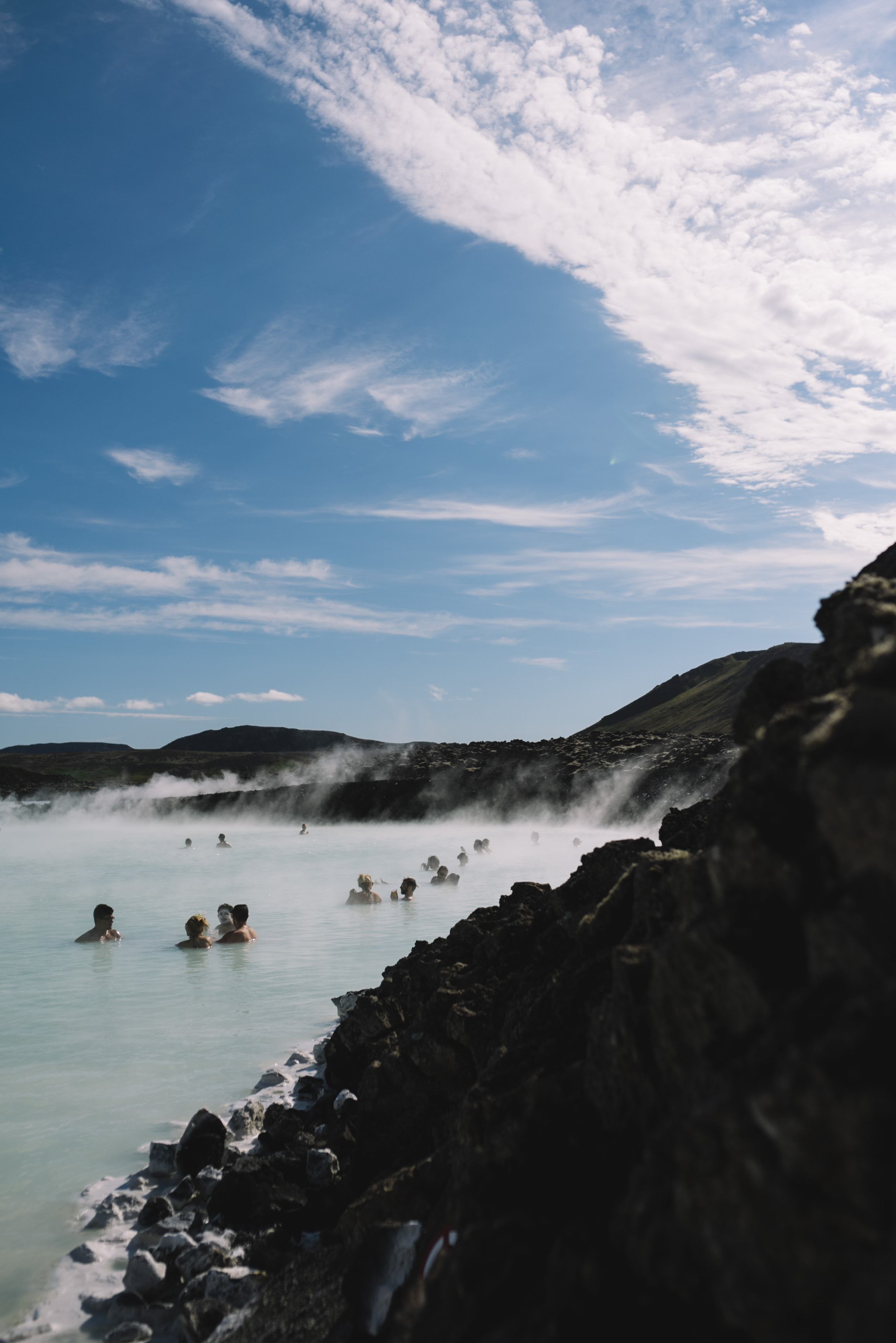 Blue Lagoon - It's not hard to spend an entire day here