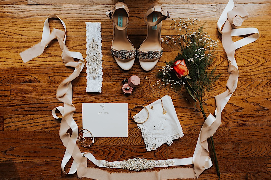 planning a small intimate wedding