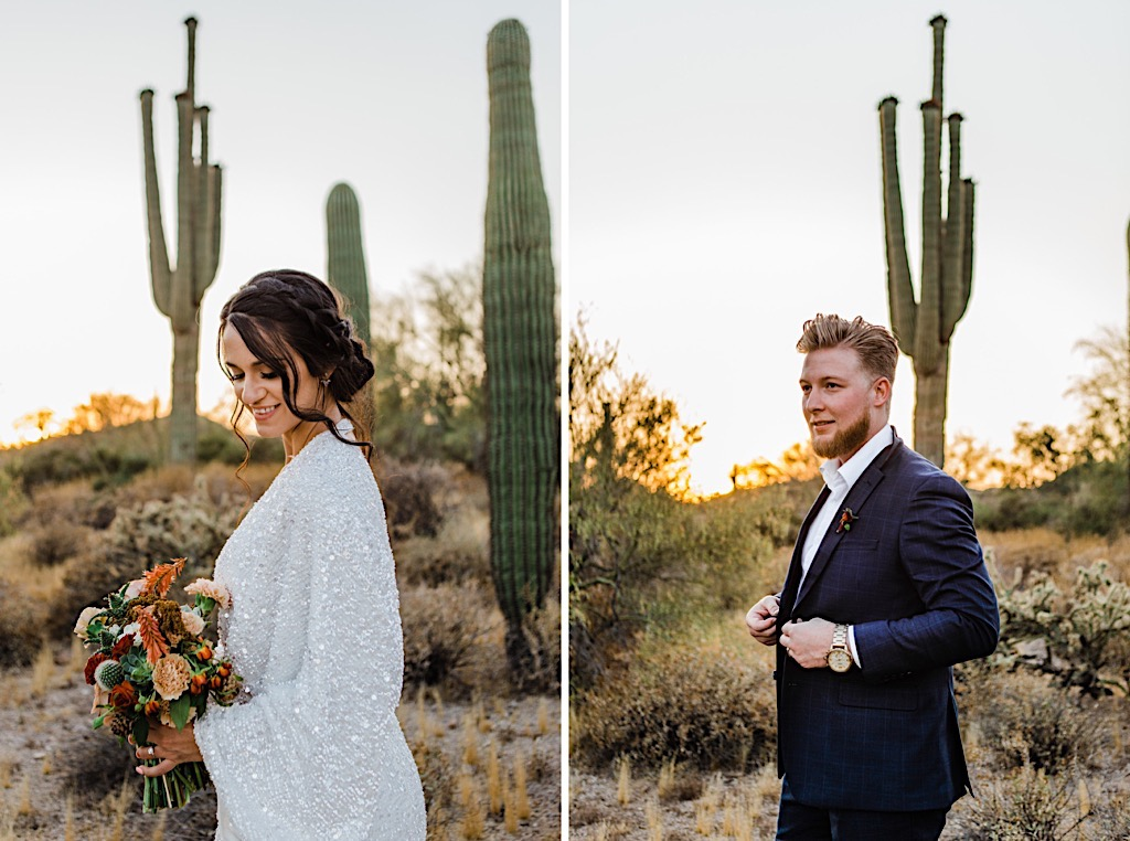 desert boho wedding