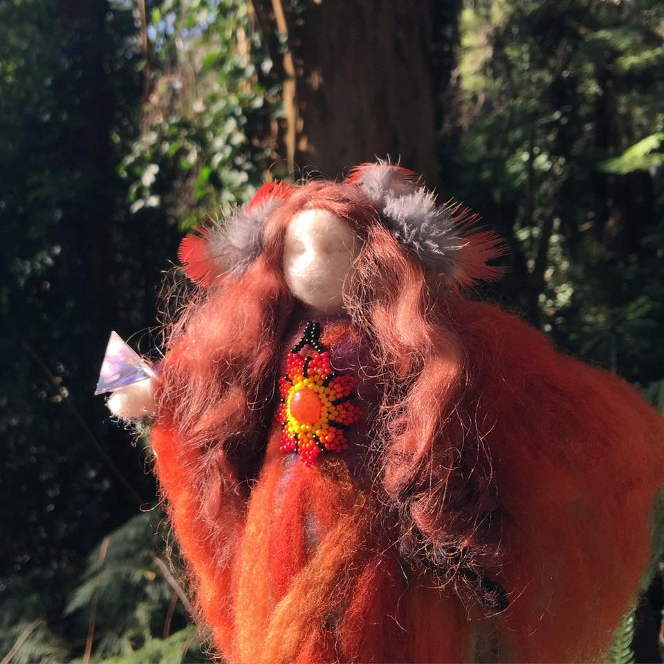 Fire Elemental Sacred Familiar