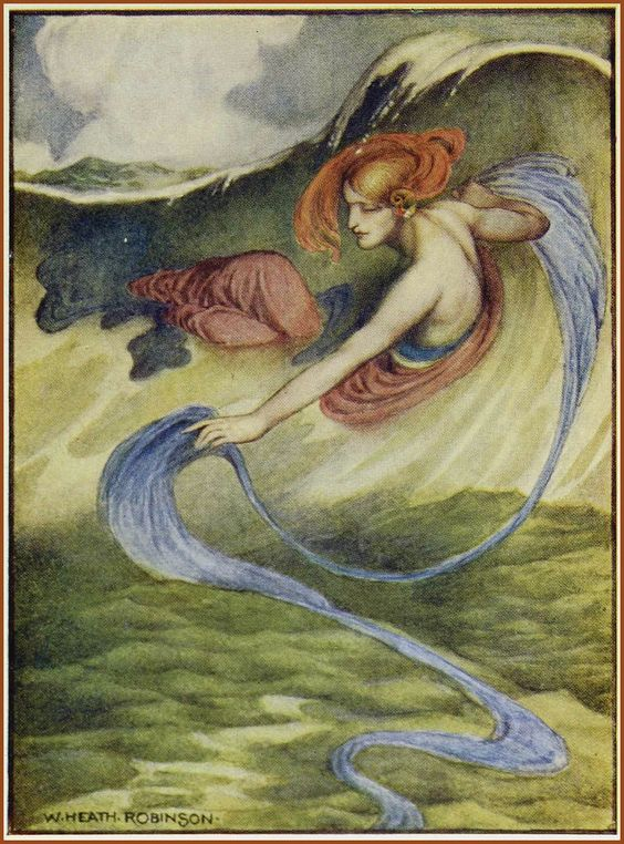 Artwork: William Heath Robinson