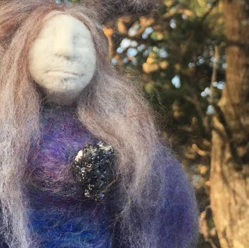 The Augury Spirit Doll -