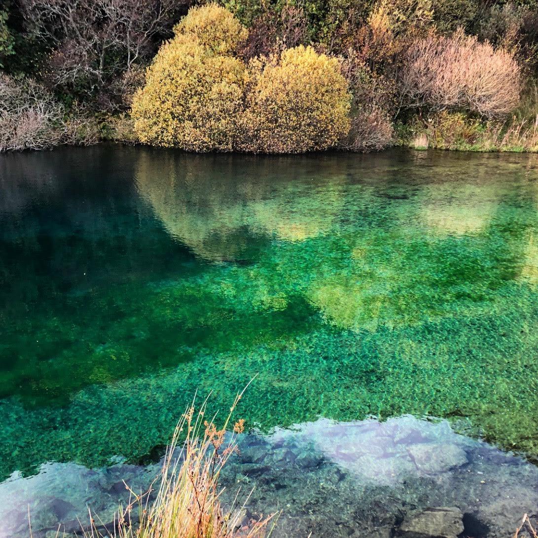 Loch Sheanta Healing Pool, Isle of Skye -