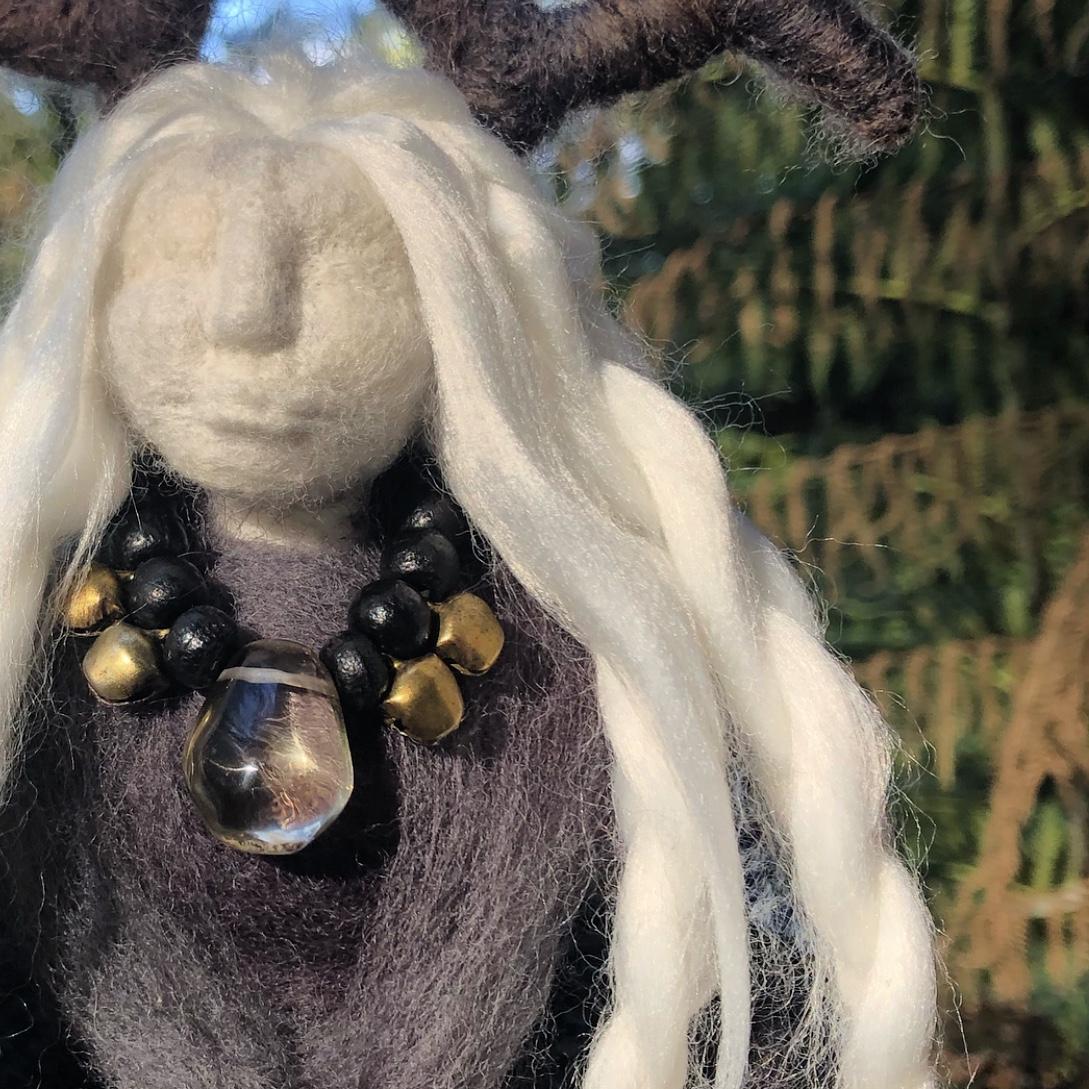Viking of the Shetland Isles -
