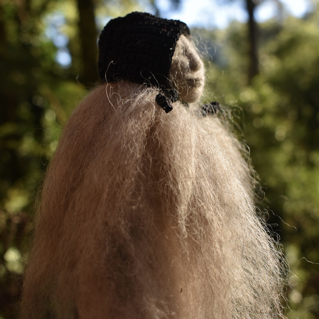 The Hebridean Witches - Grandmother Moon Doll -
