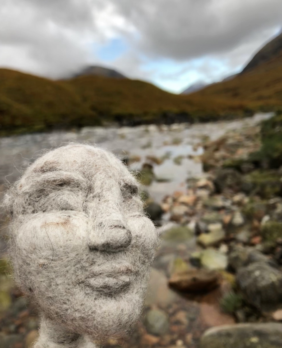 Scottish Dolls - I am currently creating dolls on the land in Scotland and Cornwall and will have new dolls to share with you when I return in November.  You can follow this doll making pilgrimage through my Instagram and Facebook pages. I look forward to sharing the magical inspiration, Warm wishes, Julia