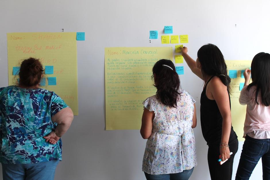 The Community Story Lab: Rewriting My Story