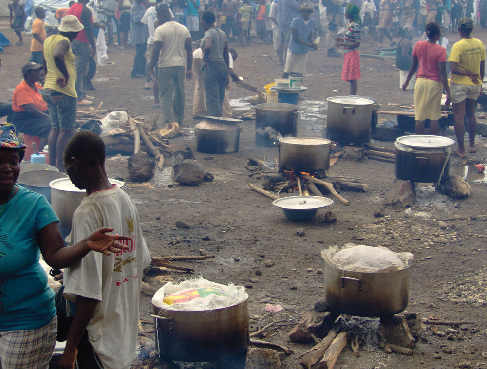 Through the Eyes of Haitian Children