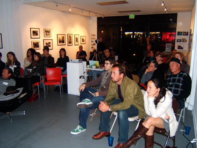 Public Program: Open Show