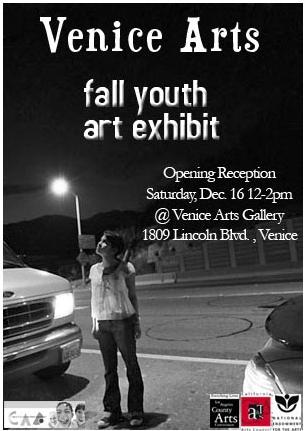 Fall Youth Art Exhibit