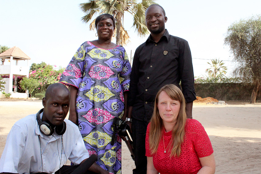 From Senegal: Stories that Demand to be Heard