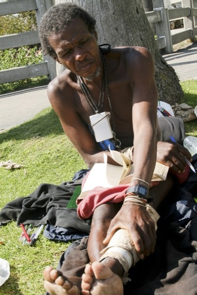 Homeless Hurts