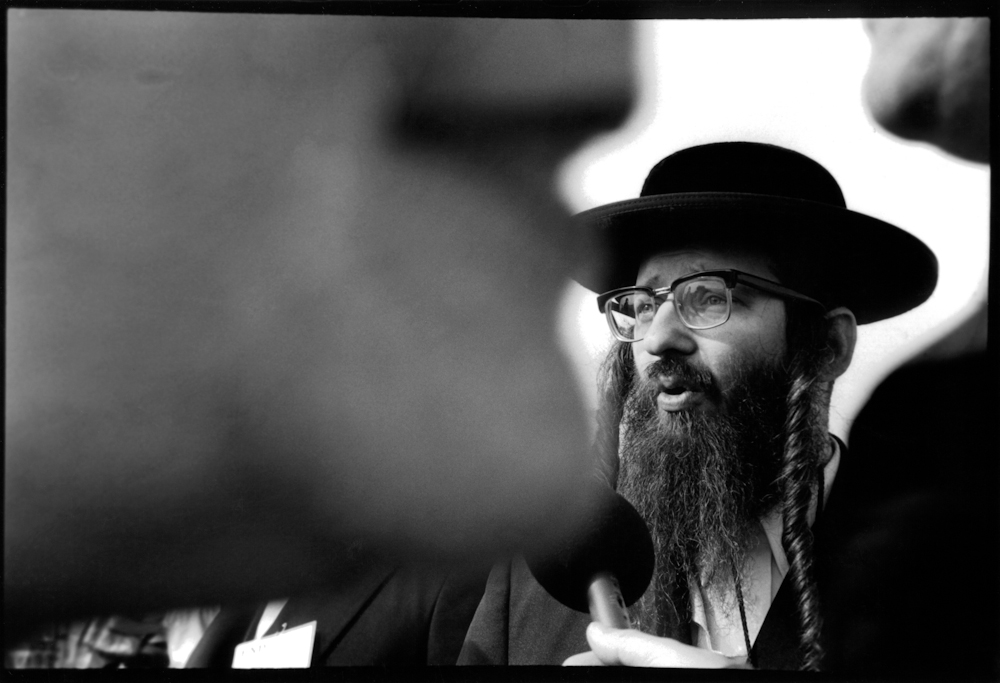 Hasidic Jew Debates Zionism at World Conference Against Racism