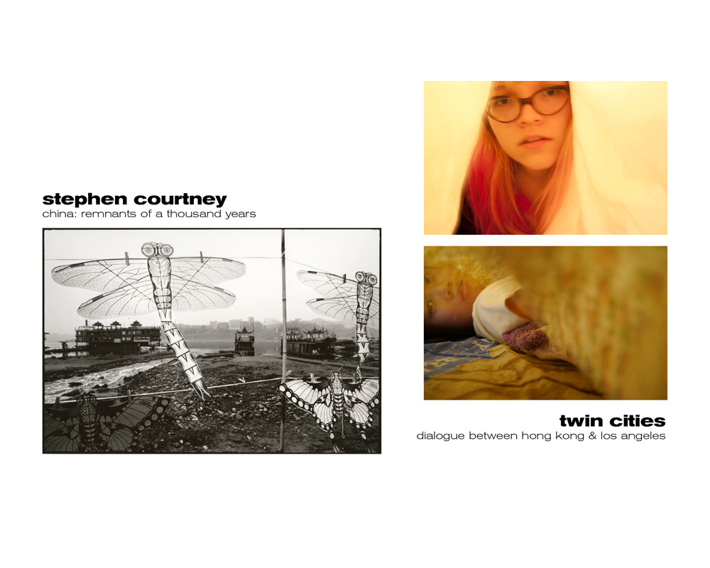 Twin Cities and Stephen Courtney Exhibitions