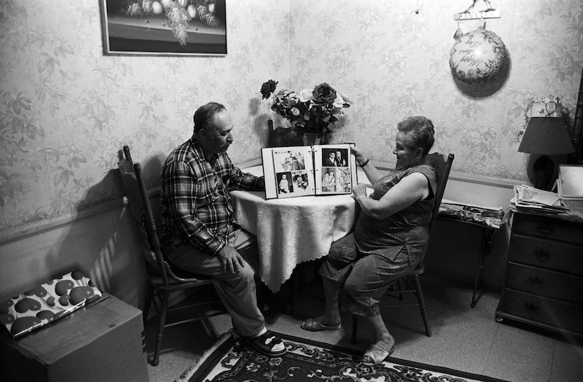 Russian Couple With Memories