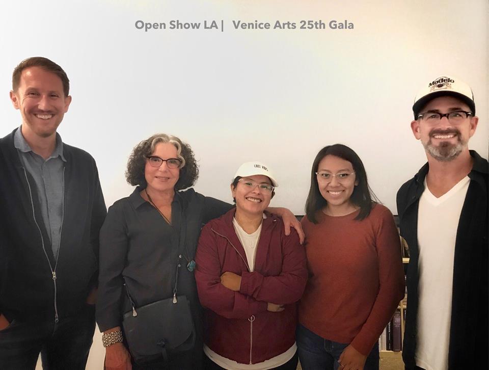 Open Show Los Angeles