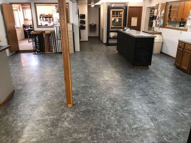 Feedback Perfection Floor Tile
