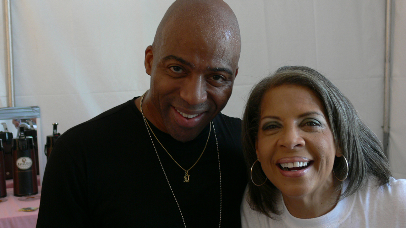 Keith Robinson and Patti Austin