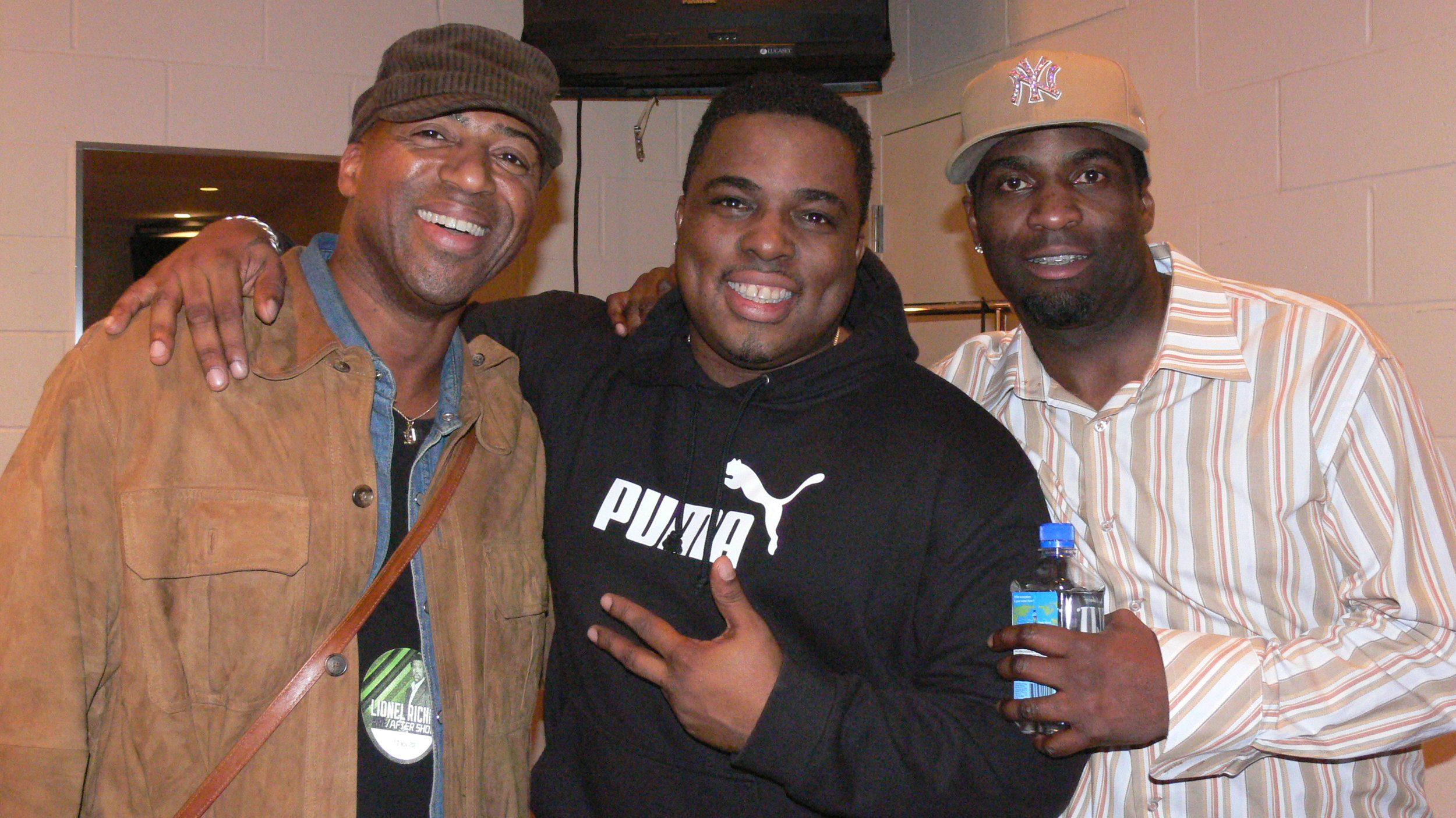 K. Rob, Chuckii Booker and D.O.A.