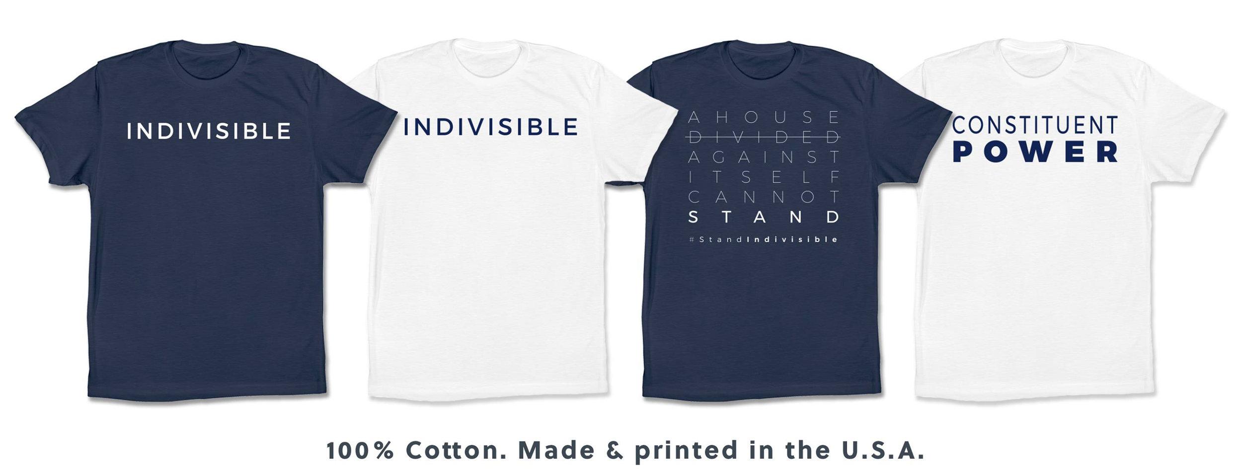 Indivisible T-Shirts