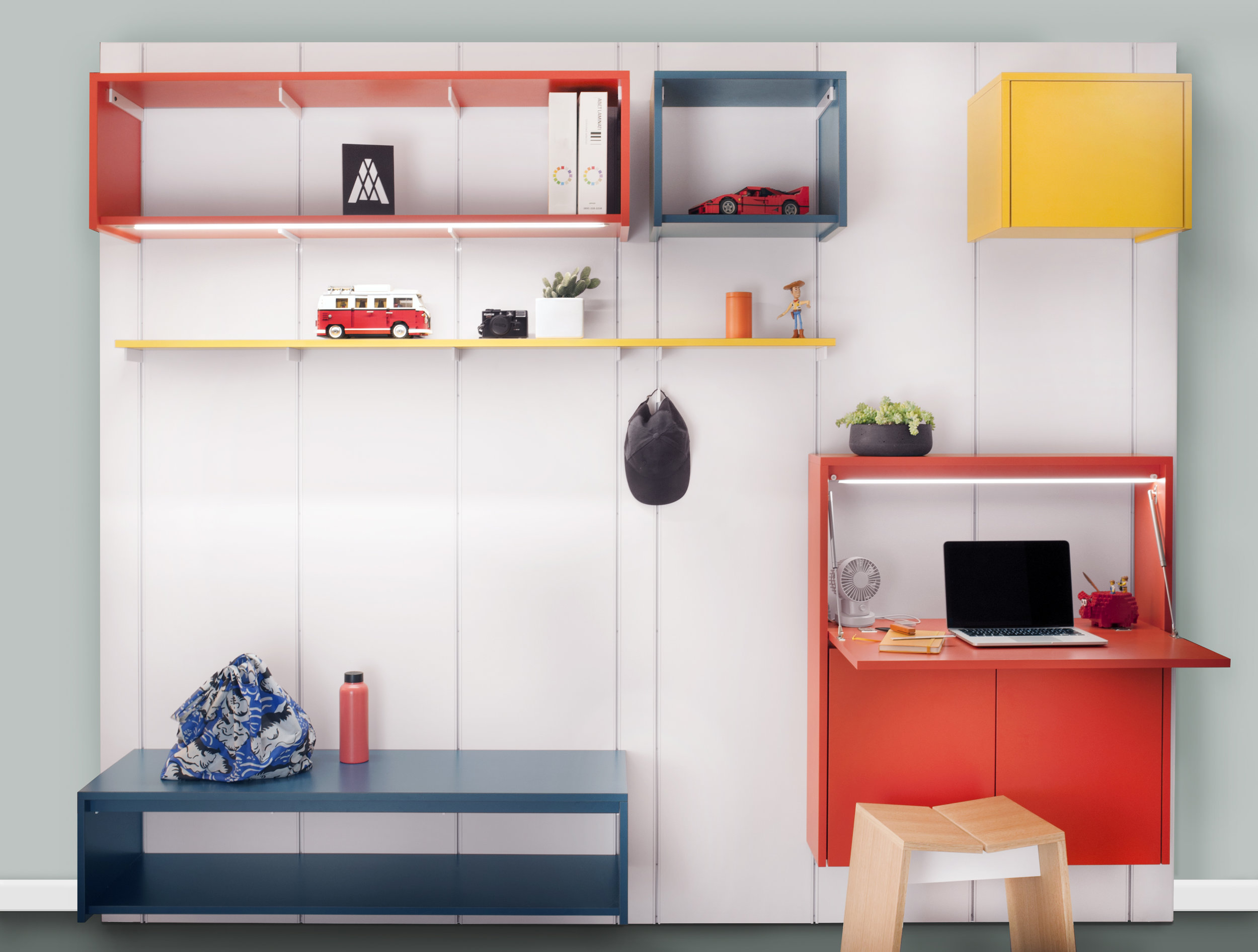 ATLAS Universal Wall System - Colourful Room.jpg