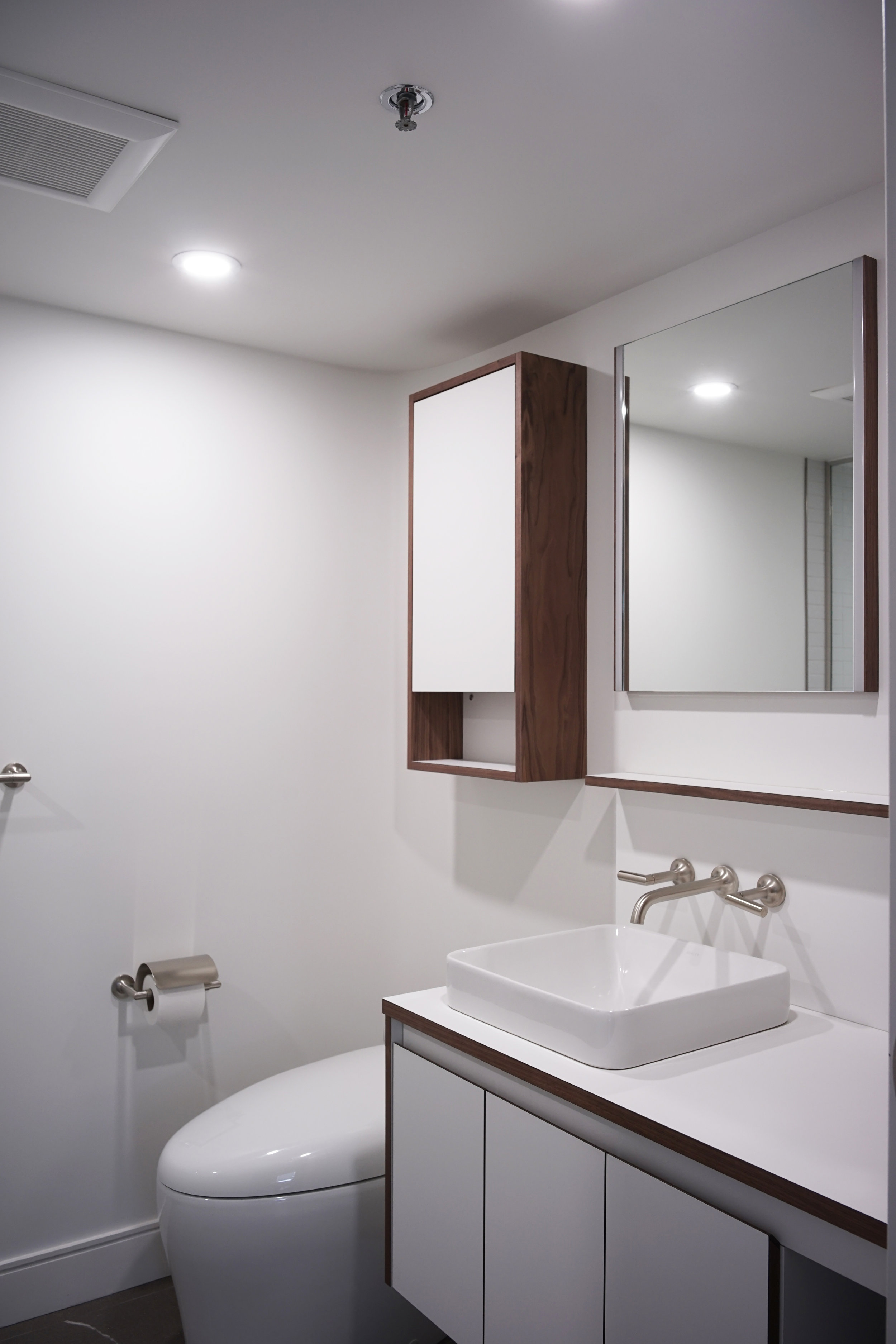 Mirror-Side Dimmable LED Light