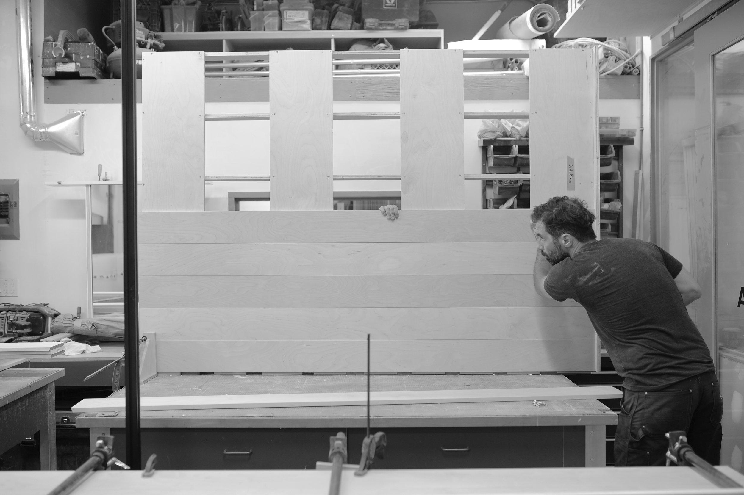 CUSTOM FURNITURE BUILT-IN CABINETRY VANCOUVER ANTHILL STUDIO DESIGN LOCAL