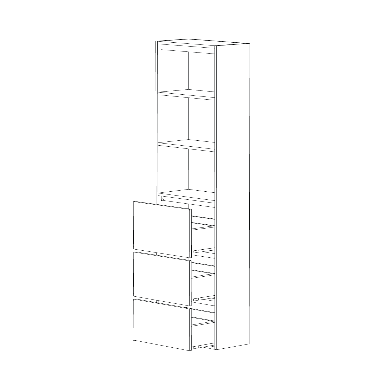 CUSTOM FURNITURE BUILT-IN CABINETRY VANCOUVER ANTHILL STUDIO NEXUS