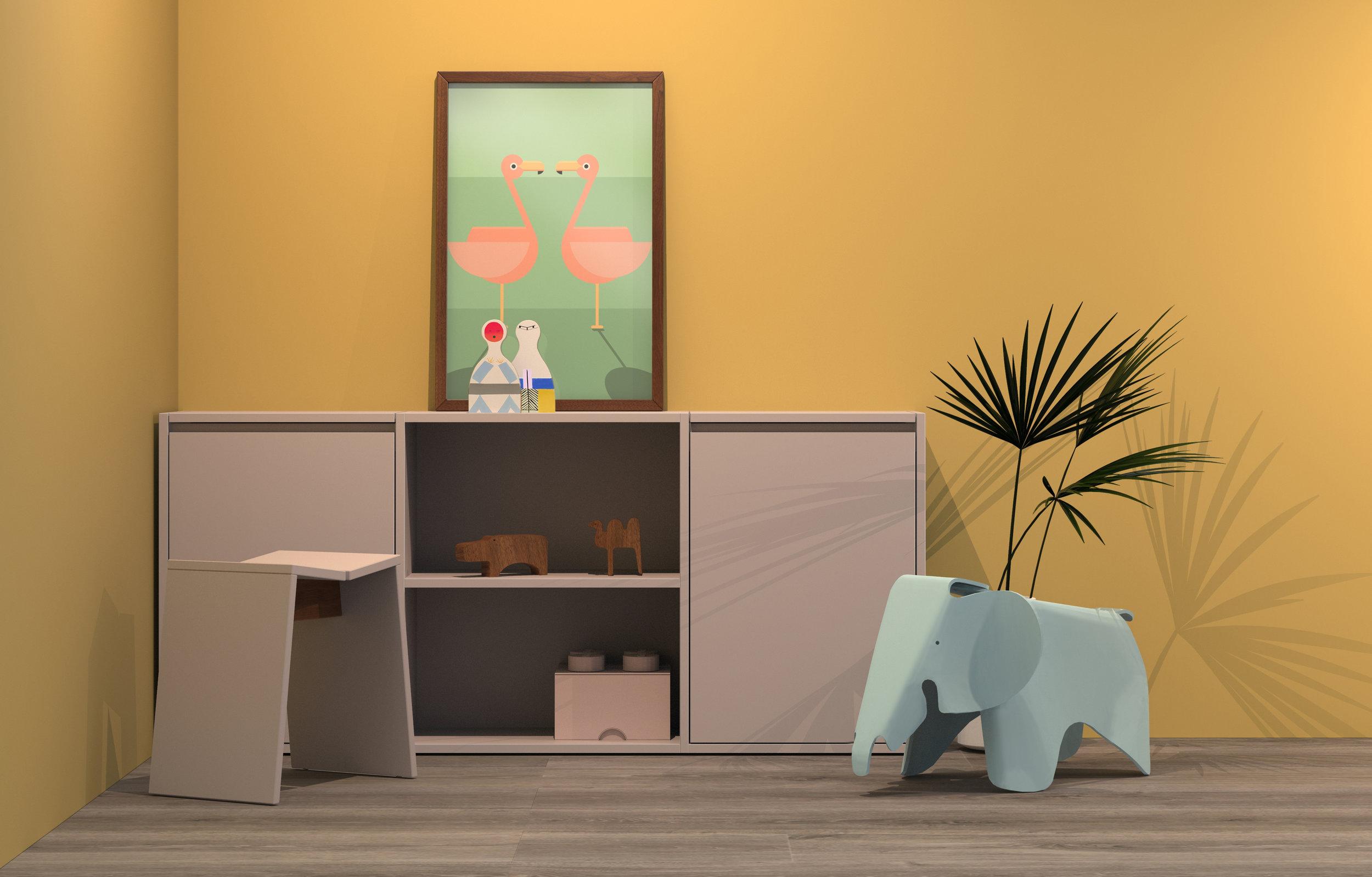 Minimalist Furniture Vancouver Fenix Nexus storage wall.jpg.jpg