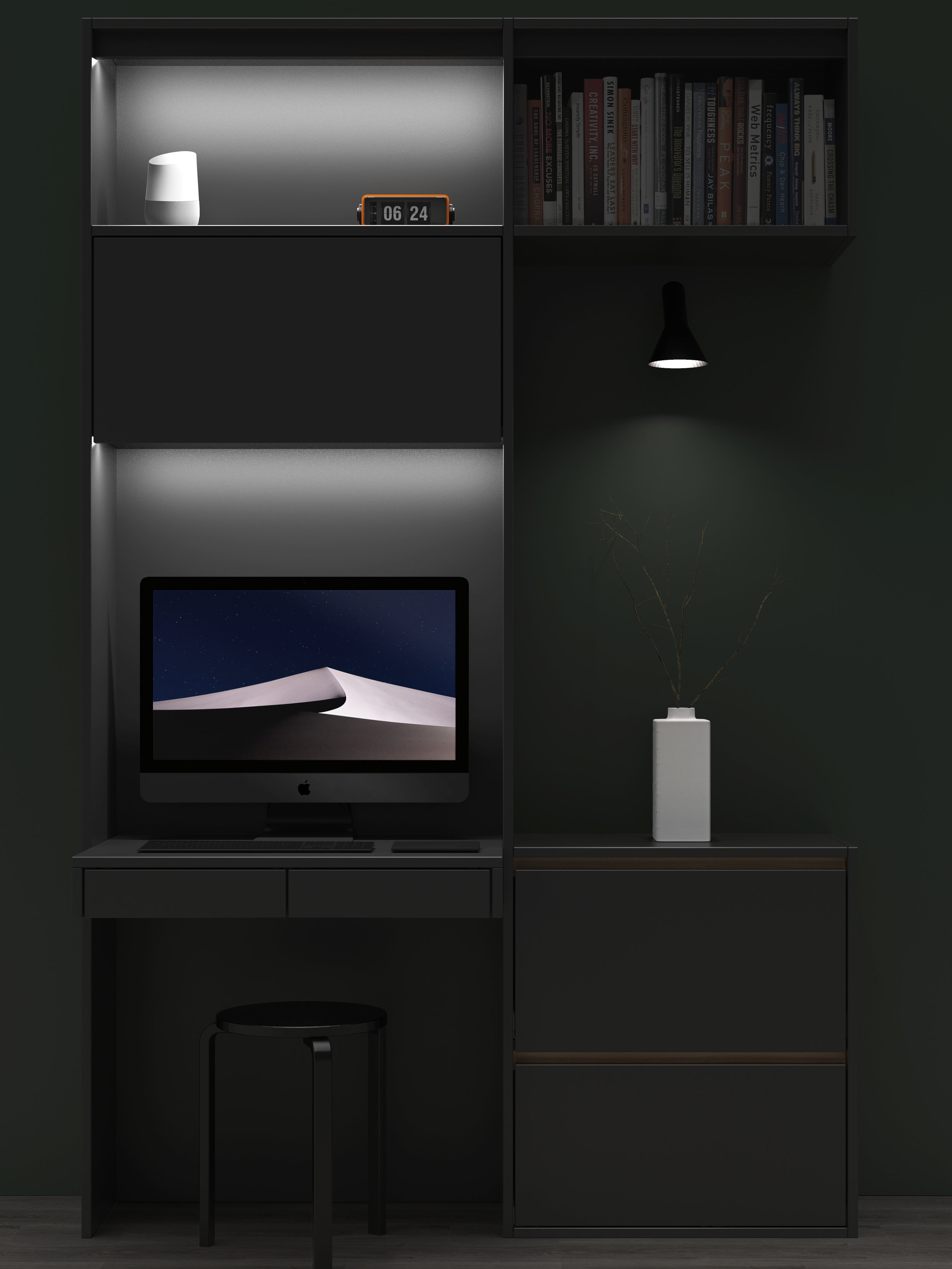 Vancouver Custom Cabinet Work Surface dresser NEXUS.jpg