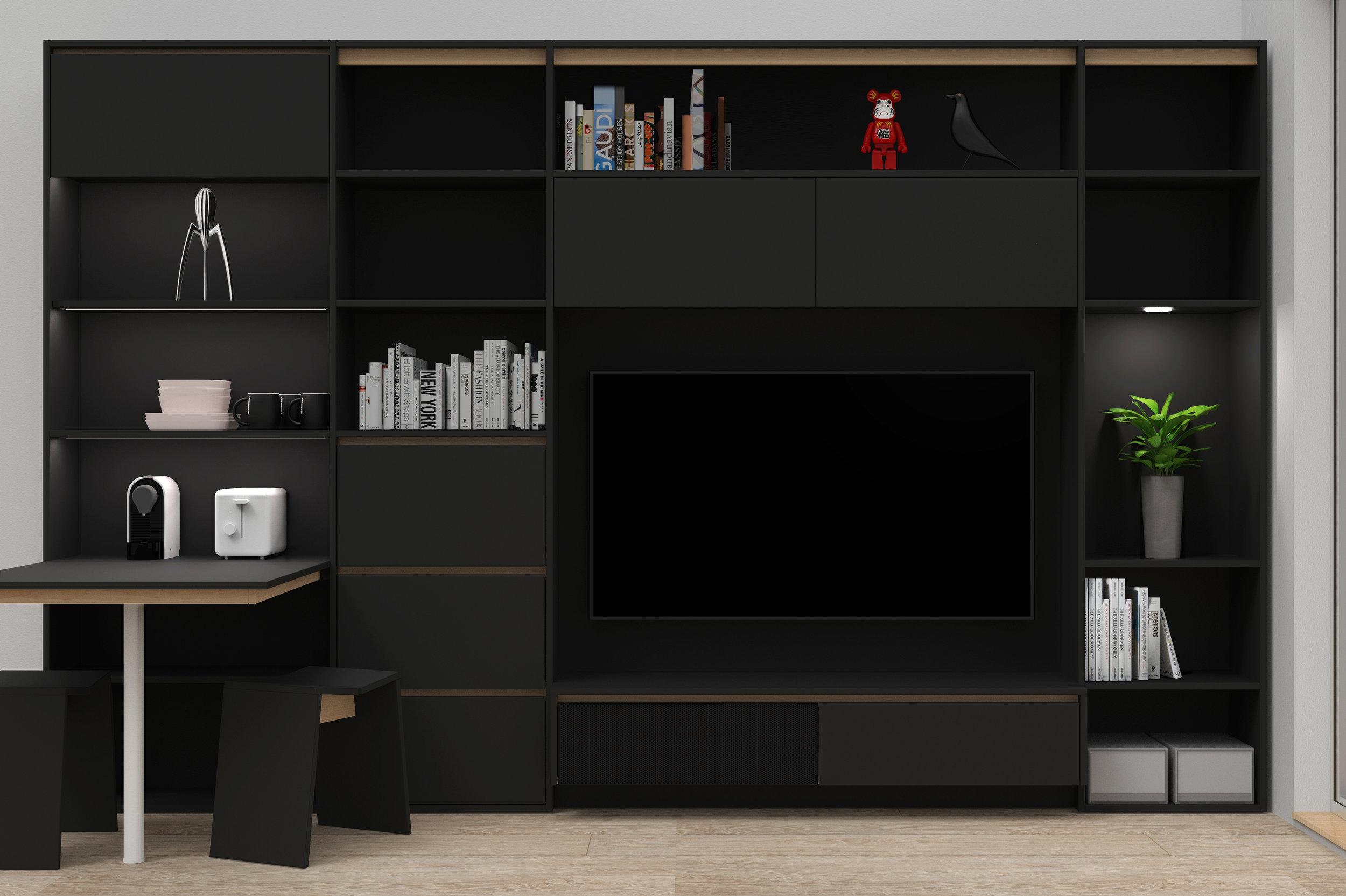 Medai Unit Vancouver Custom Cabinet Work Surface NEXUS.jpg