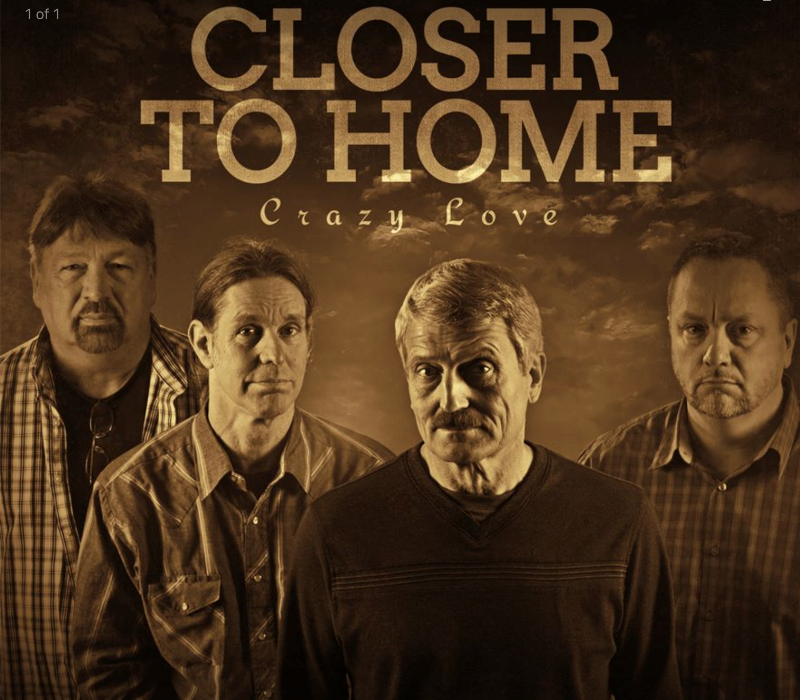 Closer to Home - Rock with '60s Flavor   NEW ARTIST