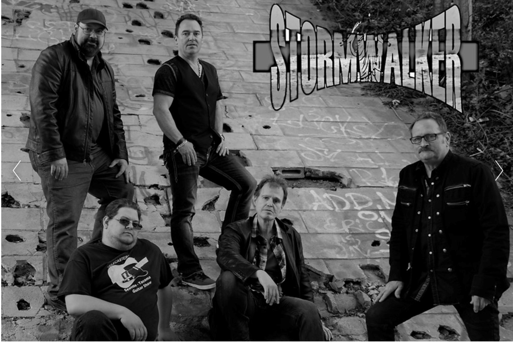 Stormwalker - Rock   NEW ARTIST