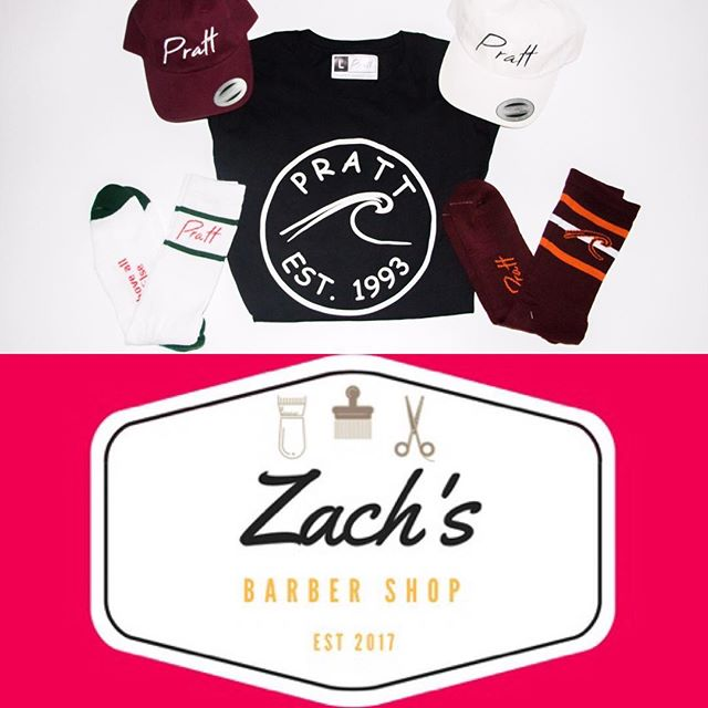 Tomorrow is the day. 7-10 Pop Up Shop. Pratt Apparel. At the Shop. You won't want to miss it. . . . . . . #zachs #themilkman #taylors #uppercutdeluxe #barber #barbershop #barberevo #yeahthatgreenville #barbergang #wahl #mensfashion