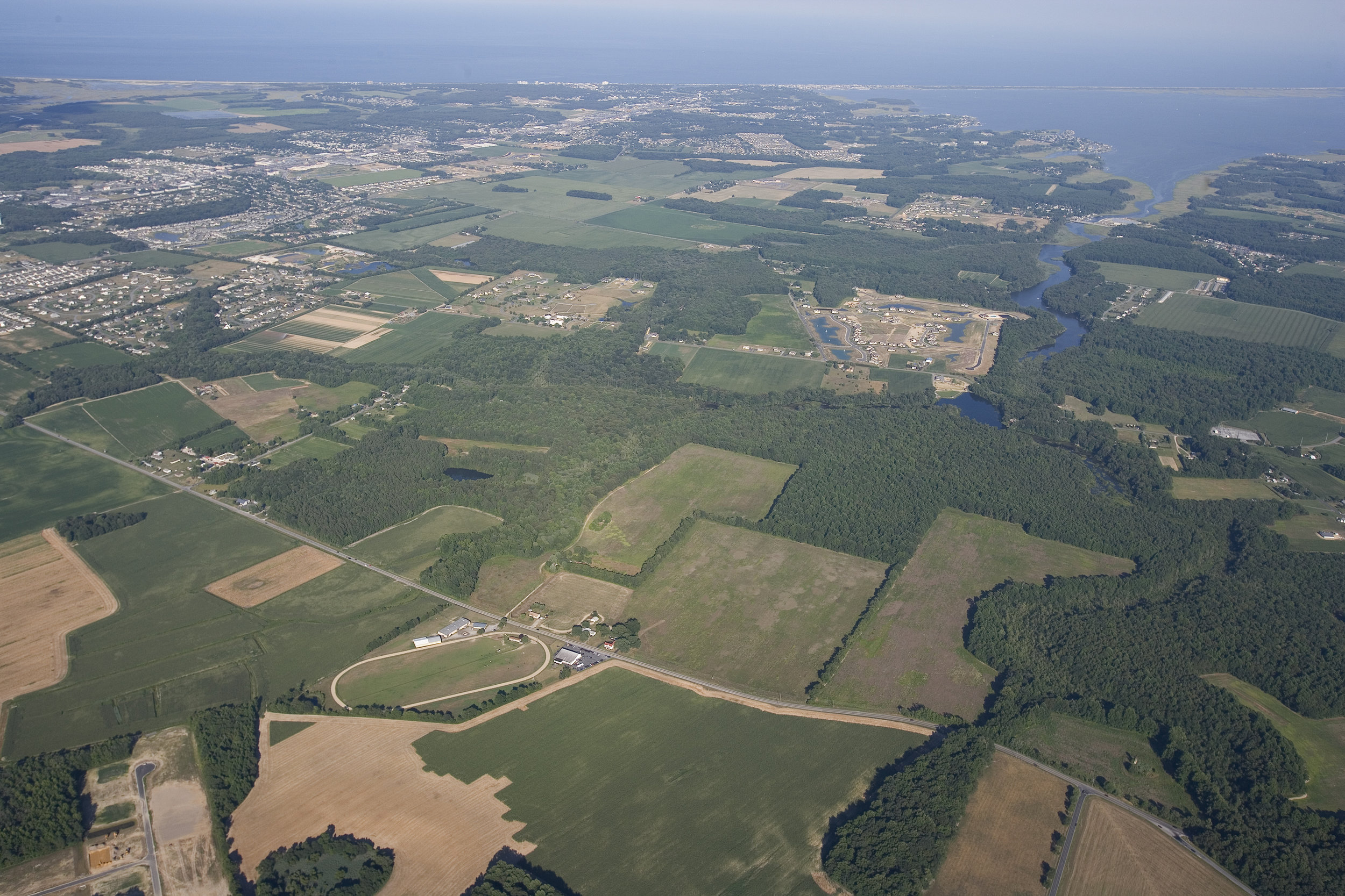 Dorman - The D2 Organization completed the sale of 269 approved single-family home lots to K.Hovnanian Homes. K.Hovnanian Homes will develop the lots, located in Lewes, DE, into a community to be named the Four Seasons at Belle Terre Farms.