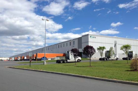 Year : 2008-2013   Size : 1,193,000 SF Industrial Park   Lehigh Valley Submarket  - Former tree farm redeveloped into two modern distribution centers. Approvals included maintaining controversial original zoning designation as well as negotiating offsite traffic impact assessments. Tenants include Cooper Tires, Johnstone Supply, Chep Pallet, and Allen Distribution contracting with Nestle.
