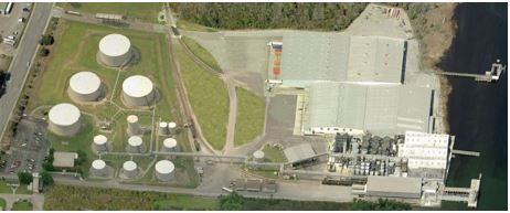 Year : 2014   Size : 42 acres   Monarch USA  - Disposition of a 42 acre former Shell/Chevron storage and blending terminal with deep water access on the Cooper River.