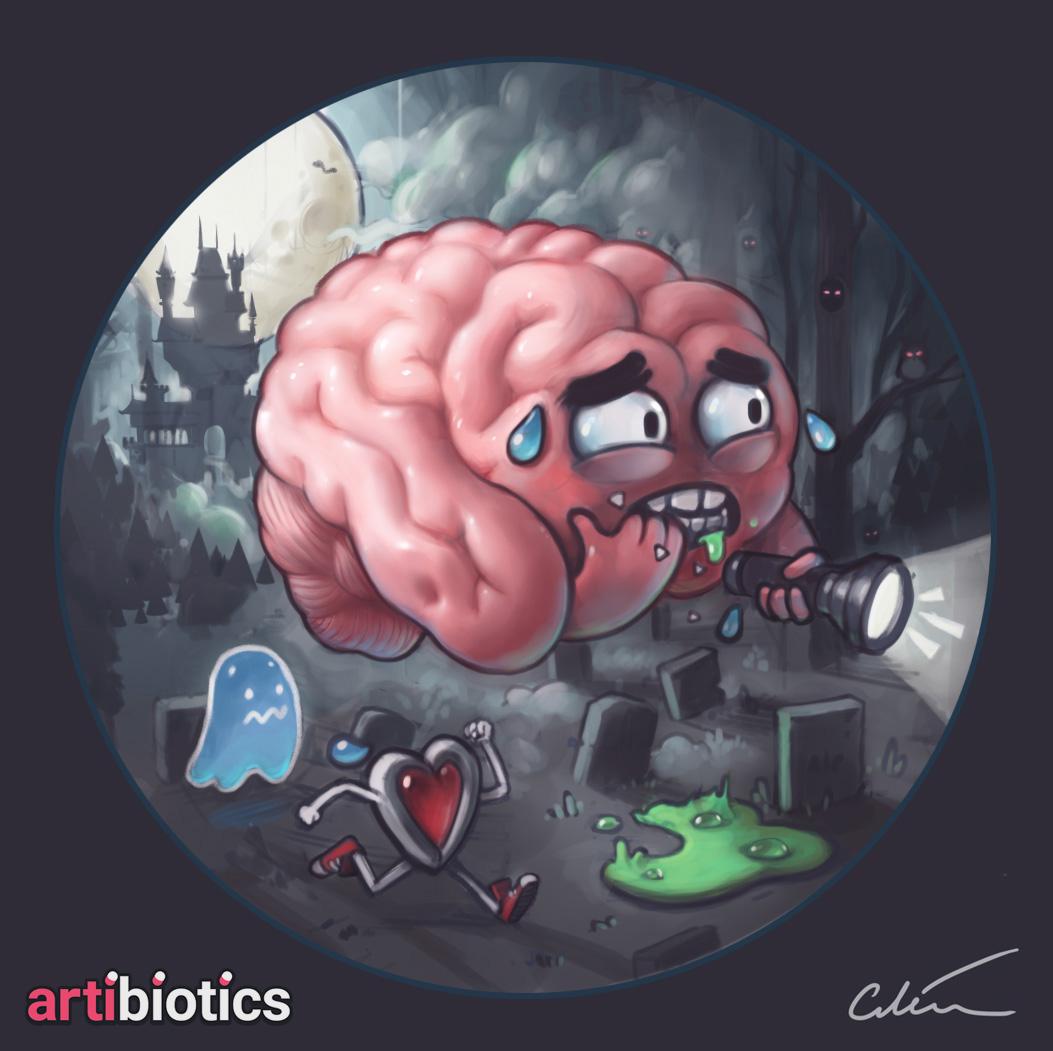 Anxious brain by Dr Cilein Kearns Artibiotics.jpg
