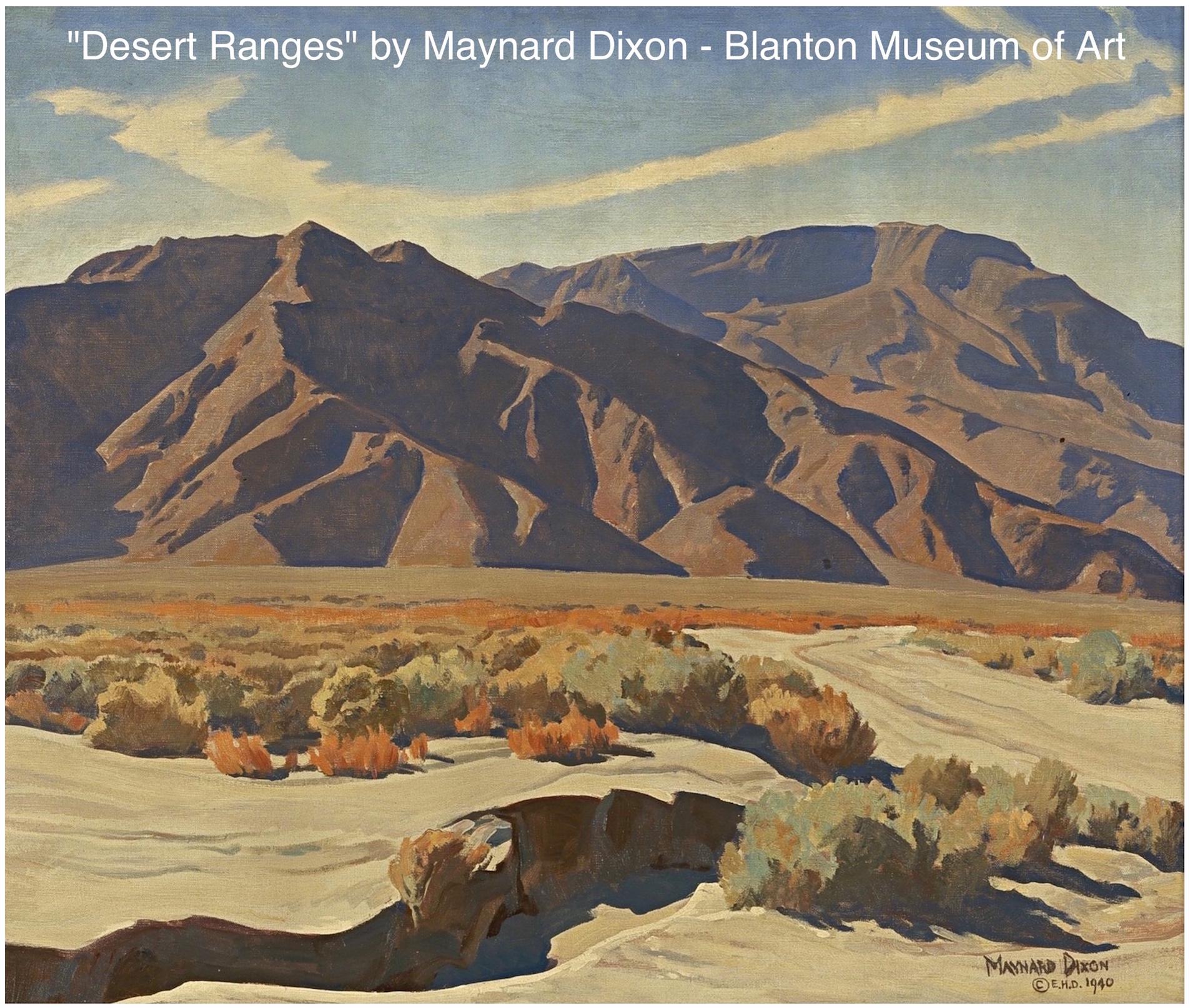 Maynard Dixon - Desert Ranges.jpg
