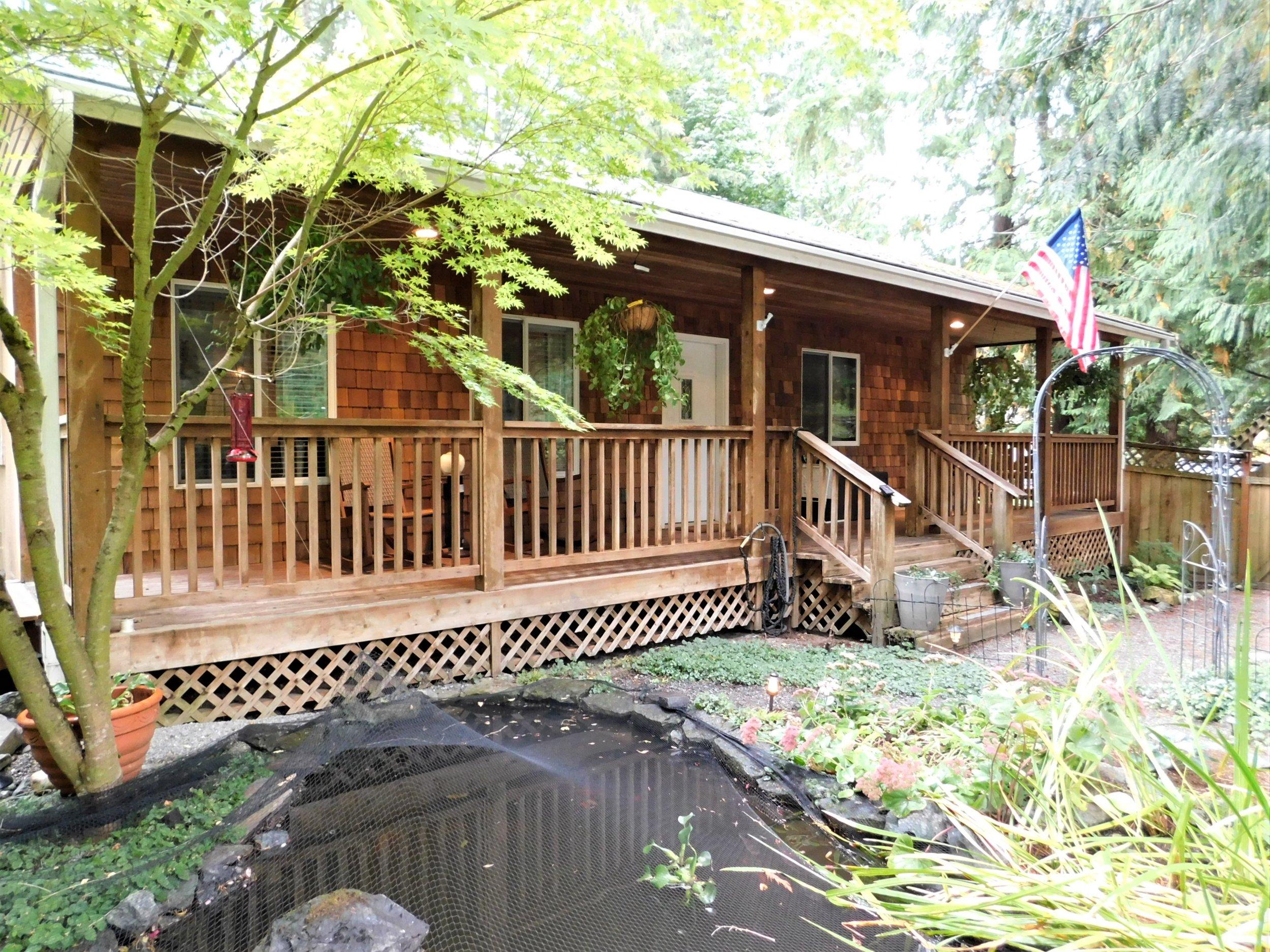 Clinton Retreat - 4141 Timberline Rd, Clinton WA