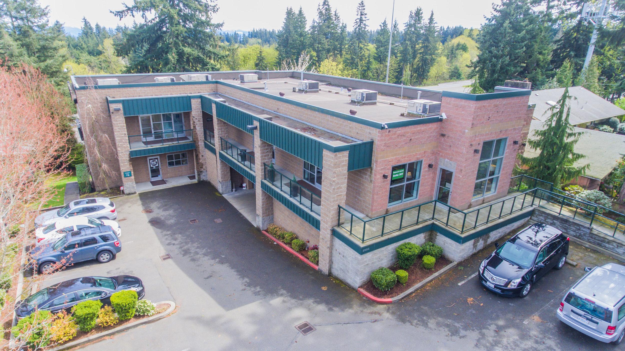Evergreen Professional Building - 8115 Broadway, Everett WA