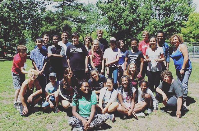 Entreprendre et s'amuser? Facile!  #jeunesse #entrepreneuriat #perseverance #été #leadership #montreal #mtl