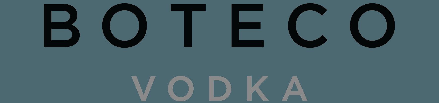 BOTECO Vodka - Brazilian Sugarcane Vodka Logo.png