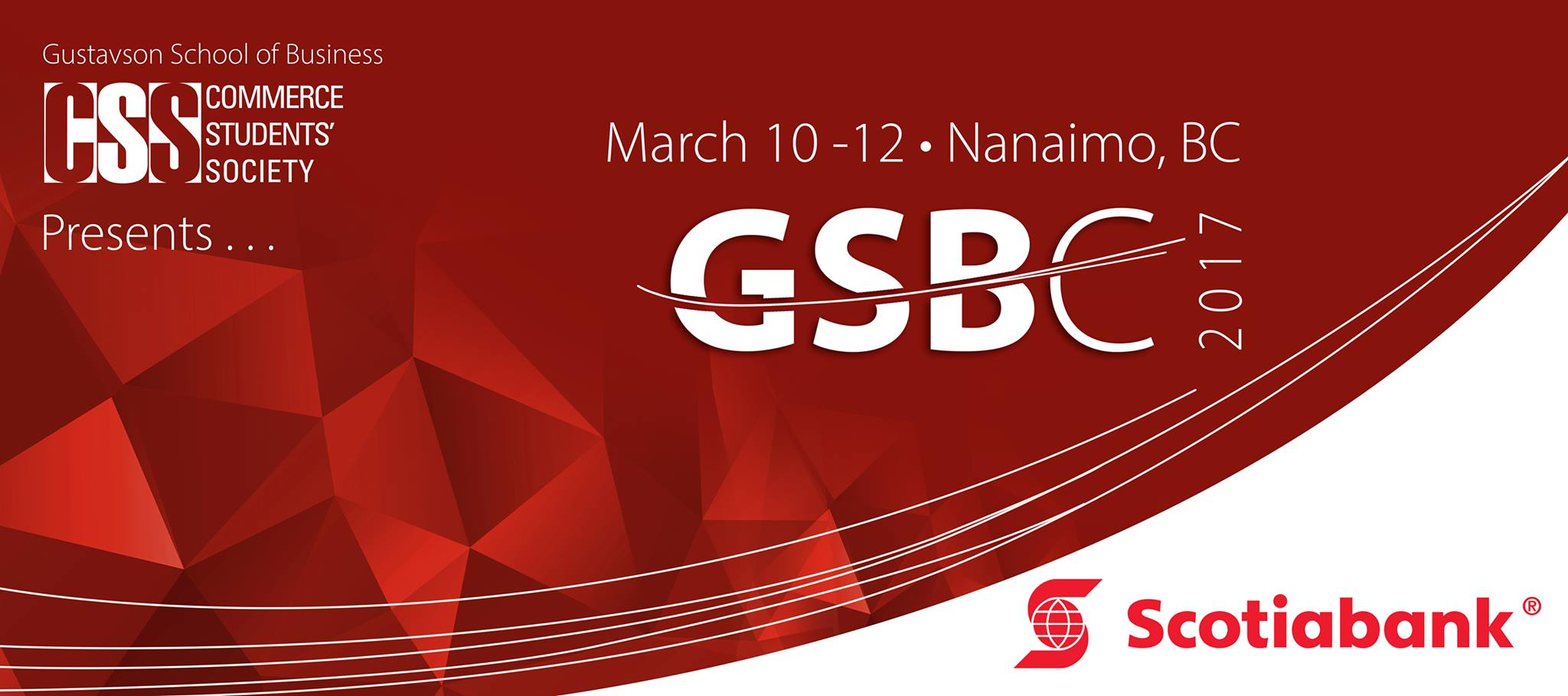 GSBC Co-Chair 2017  - From summer of 2016 through March 2017, I co-chaired the annual business conference. The weekend-long event is designed to connect commerce students with their peers and industry leaders, as well as to acquire new skills.