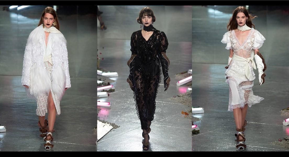 Rodarte Wylde Fashion Week Review AW16