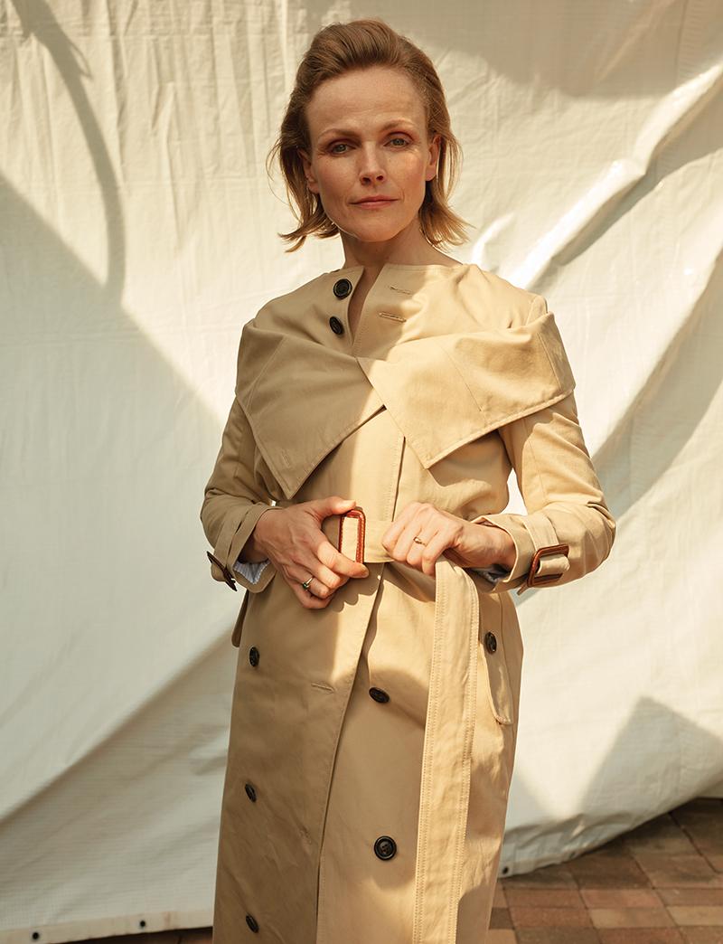 Coat:  Freya Dalsjø