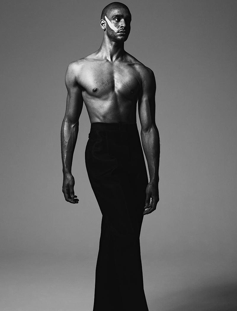 Trousers: Daniel W Fletcher